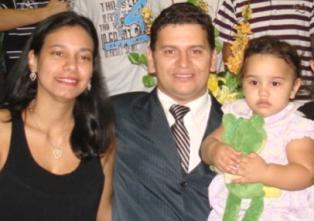 pr marcio e familia