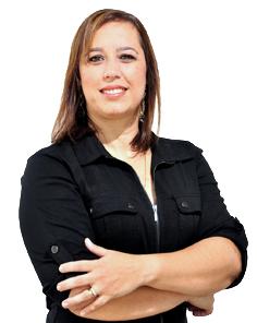 Ministra Angélica Miranda