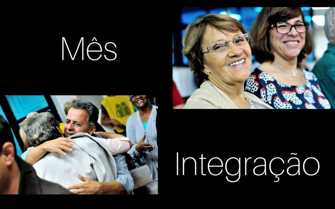 Mês de Integração