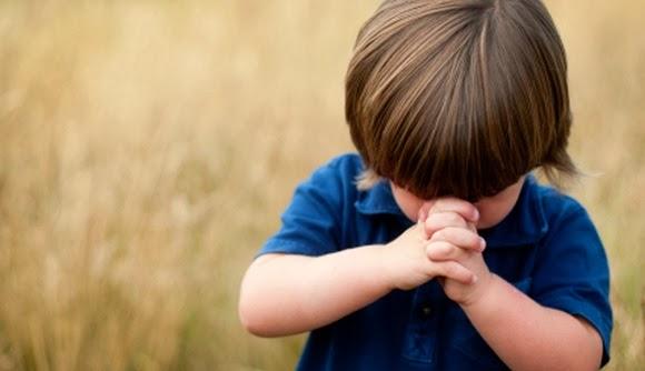 Oração de criança