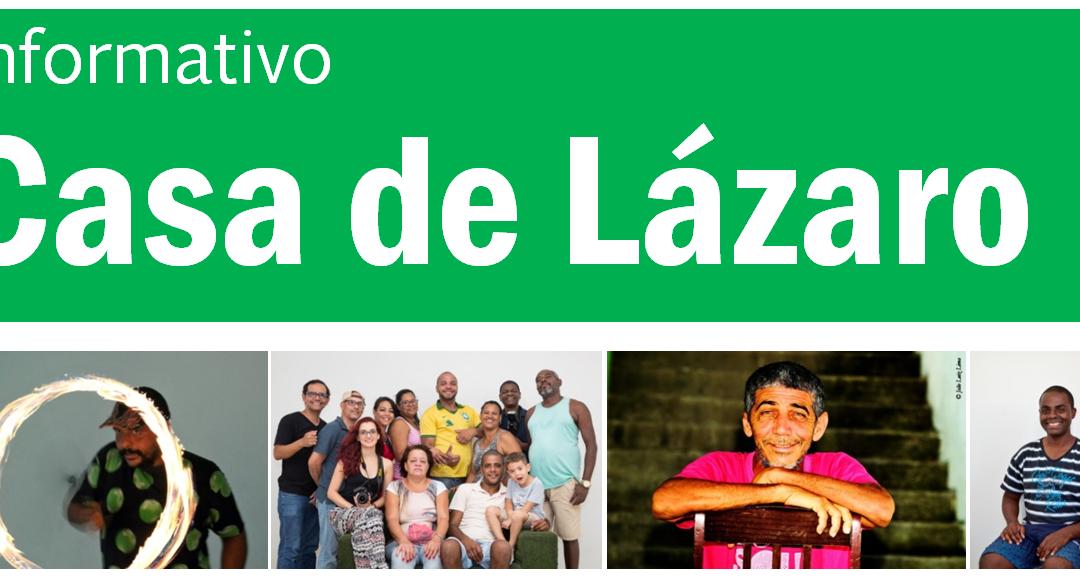 Casa de Lázaro – 4 anos