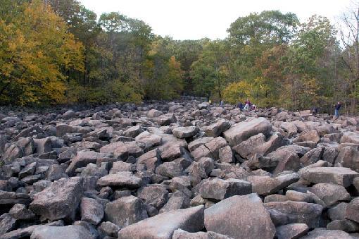 Há pedras no caminho
