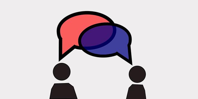 Viver é dialogar